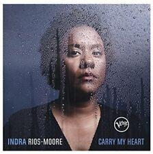 INDRA RIOS-MOORE - CARRY MY HEART   CD NEU