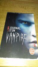Livre - Journal d'un vampire - L.J. Smith
