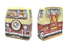 Blechdose Gebäckdose Vorratsdose Camping Bus Surf Camper,20 cm Caravan