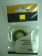 Genuine Nikon DK-17 Viewfinder Eyepiece for D2 & D3 Series,D700,D4,Df,D800,D800E