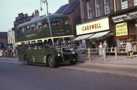PHOTO Stockton Corporation Leyland Titan PD2/12 94 VUP459 in 1963 on route 8