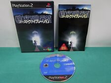 PlayStation2 -- Ghost Vibration -- PS2. JAPAN GAME. 37472