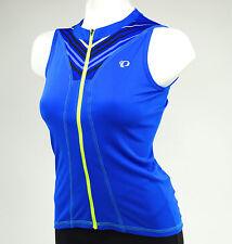 Pearl Izumi Women's Select Pursuit SL Cycling Jersey, Dazzling Blue Whirl, XS
