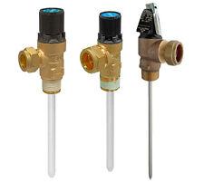 TPR15, TPR22, TPR28 Temperature & Pressure Relief Valves (4.5, 6, 7 and 10 bar)