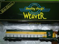Weaver - O scale  - Chicago & Northwestern Alco C-628 #6701  -  3-Rail