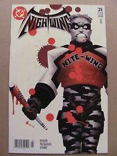 Nightwing #31 DC Comics 1996 Series Newsstand Edition 9.6 Near Mint+
