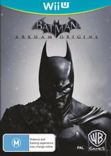 Batman Arkham Origins Wii U WiiU Game NEW