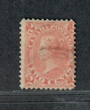 Canada Sc#20 Used/A, Cv. $300