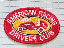 American Racing Drivers Club Patch (#4676)*
