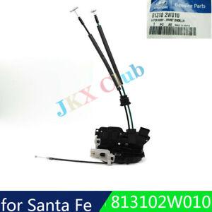 Original 813102W010 Door Lock Actuator Motor LH k for Hyundai Santa fe 2013-18