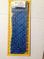 Blue Bicycle Chain 1/2x3/32x116L For 15,18,21 Speed Bikes Road Bike, MTB