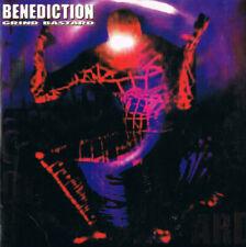 Benediction – Grind Bastard  ( CD, Album, Nuclear Blast  – NB 27361 62462)