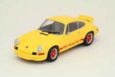 Porsche 911 Carrera RS 2 7 1973 gelb Yellow 1 24 EBBRO Premium Collection