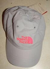 The North Face CASQUETTE THE ASPHALT gris et rose taille unique junior