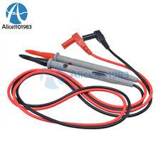 Universal Digital Multimeter Multimeter Test Lead Probe Wire Pen Cable 1000v 10a