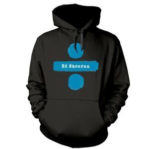 Ed Sheeran 'Divide' Black Hoodie - NEW OFFICIAL hooded sweatshirt ÷ plus