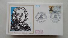 FDC Enveloppe Premier Jour - CEF - La Bourdonnais - 20/02/1988 - St Malo