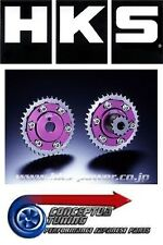 HKS Adjustable Vernier Cam Timing Pulley Gear Set- For S14 200SX Zenki SR20DET