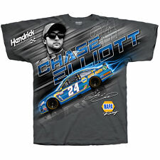 Chase Elliott Napa Racing All Over Print T- Shirt Adult - Medium  # 24 Hendricks