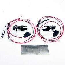 Bright Side Mirror LED Signal Indicator For HSP 1/10 RC On Road Night Racing Car