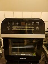 Salter EK2383 XL Power CookPRO with Rotisserie, 12 Litre, 1600 portable oven