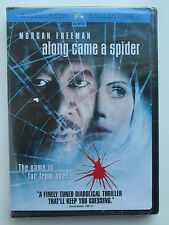Along Came a Spider (DVD, 2001) Brand New (Morgan Freeman) Region 1-NTSC/US/CA