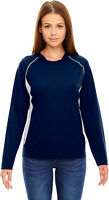 North End Women's New Polyester Casual Long Sleeve Athletic Sport Top. 78079