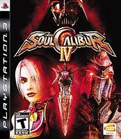 Soulcalibur IV (Playstation 3) PS3