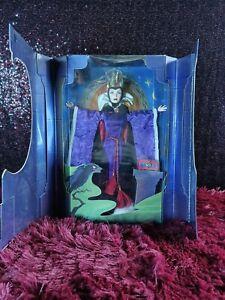 1998 Disney Evil Queen Doll Snow White NIB
