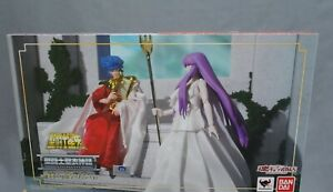 Saint Seiya Myth Cloth Sun God Abel & Athena Memorial Set Bandai Limited Japan