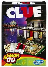 Cluedo Grab and Go Travel Game