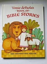 Tomie dePaola's Book of Bible Stories HC