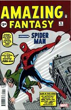 AMAZING FANTASY #15 FACSIMILE EDITION 2019 - MARVEL COMICS - USA - L883