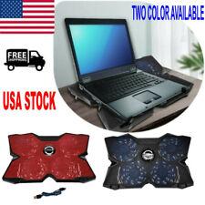 Game Lab Vortex E-Sport LED 4-Fan Advanced Laptop Cooler US Stock Cooling Pad