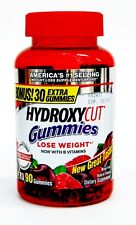 MuscleTech Hydroxycut Gummies (90 Gummies) - Weight Loss - FREE SHIPPING!