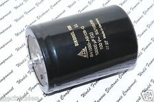 1pcs - SIEMENS 10000uF 100V Gold Word Screw Terminal Capacitor B41550-A9109-Q