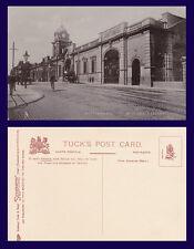 UK NOTTINGHAM MIDLAND STATION DIVIDED BACK PUBLISHED BY TUCK'S CIRCA 1910