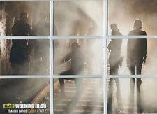 Walking Dead Season 4 Part 2 Reunion 9 Card Chase Set