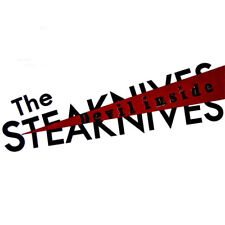 THE STEAKNIVES Devil Inside LP . punk rock hardcore angry samoans fear consumers