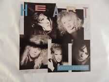 """HEART  """"THere's The Girl"""" PICTURE SLEEVE! NEW! NICEST COPY ON eBAY!!"""