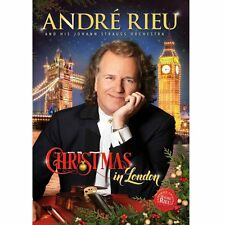 ANDRE RIEU CHRISTMAS IN LONDON DVD 2016