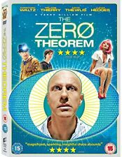 The Zero Theorem [DVD] [2014] [DVD][Region 2]