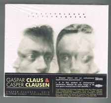 GASPAR CLAUS & CASPER CLAUSEN - CD 9 TITRES - 2016 - NEUF NEW NEU
