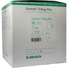 URIMED Tribag Plus Urin Beinbtl.500ml 40cm ster. 10 St PZN 5015911