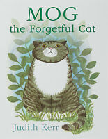 Mog the Forgetful Cat by Judith Kerr (Paperback, New Edition) FREE shipping $35