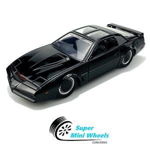 """Jada 1:32 - Knight Rider K.I.T.T. - 1982 Pontiac Firebird - 5"""" Diecast Car"""