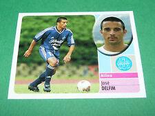 JOSE DELFIM OLYMPIQUE MARSEILLE OM PANINI FOOT 2003 FOOTBALL 2002-2003