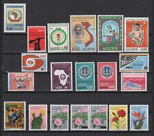 années 70 ALGÉRIE 20 timbres neuf /T494