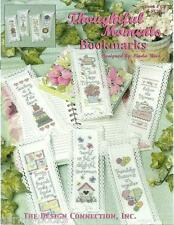 Thoughtful Moments Bookmarks Design Connection #127 Cross Stitch Pattern NEW