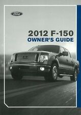 2012 Ford F-150 Owners Manual User Guide
